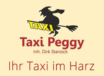 Taxi Peggy in Wernigerode - 03943 - 500686 oder 03943 - 47000